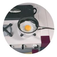 Куликово поле - иконка «кухня» в Чаплыгине